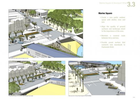 Marine Square Study