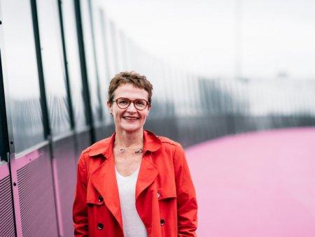 Christina van Bohemen Pink Path